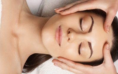 Self Lymphatic Drainage Massage for face and neck